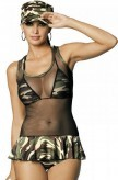 Ensemble Erotique Soldier