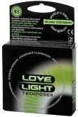 Préservatif phosphorescent