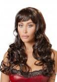 Perruque Brune Longue Wigged Love