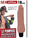 Vibromasseur Le Pompier Multi Vitesse