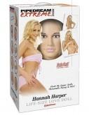 Poup�e Luxe Hannah Harper Love Doll