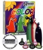 Préservatifs Aromatisés Preservatifs Préservatifs Colorés