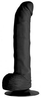 Vibromasseur 20 cm Vibrant Silicone