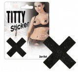 Caches Tetons X Titty Sticker