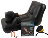 Fauteuil Gonflable Dark Magic Bed