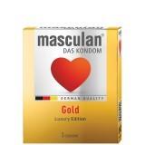Preservatif Masculin Gold Masculan