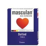 Preservatif Sensitif x3 Masculan