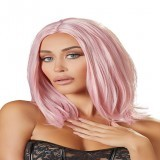 Perruque Rose Wigged Love