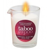 Bougie de Massage Taboo Caresses Ardentes