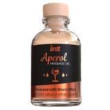 Gel de Massage Chauffant Aperol 30mL