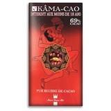 Tablette Chocolat Noir Kamacao aux vertus aphrodisiaques