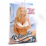 Poupée Gonflable Claudia Blonde