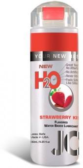 Lubrifiant Aromatisé Fraise H2O