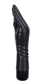 Fist The Black Hand Vibrante