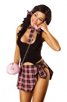 Costume Collegienne Holly