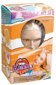 Poupée Realiste Vibrante Kimmi Loveclone