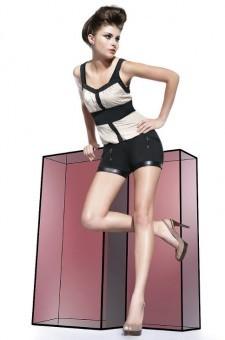 Short Emma Black Moulant