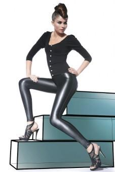 Leggings Vanessa Simili Cuir