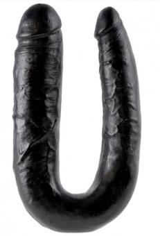 Gode Noir Double Penetration