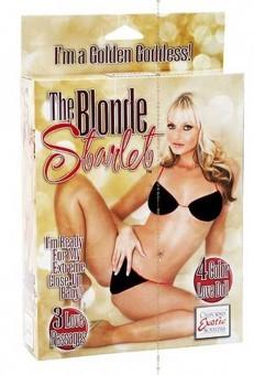 Poupée Gonflable Starlet Blonde