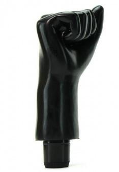 Point Fist Vibrant