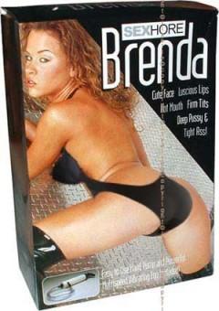 Poupée Gonflable Brenda Vibrante