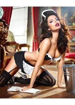 Tenue Sexy Femme De Menage