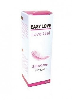 Lubrifiant Silicone Easy Love 50 ml