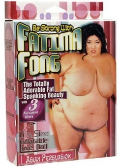 Poup�e Gonflable Forte