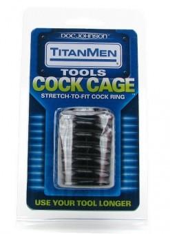 Bague Homme Cock Cage Titanmen
