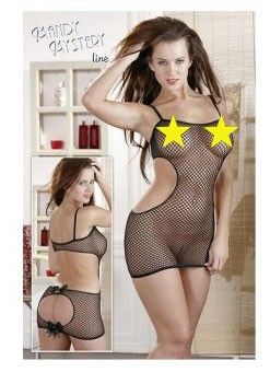 Robe Sexy Fesses Nues Resille