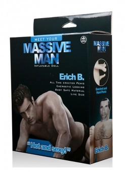 Poupee Massive Man