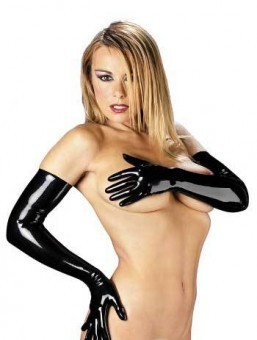 Gants Extra Longs Latex