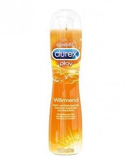 Lubrifiant Durex Chauffant 100 ml