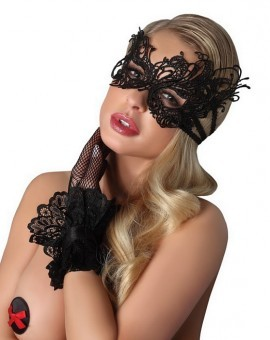 Loup Mask Black