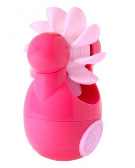 Sqweel Go Rose Rechargeable