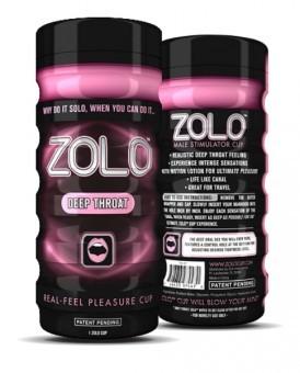 Zolo Deep Throat Gorge Profonde