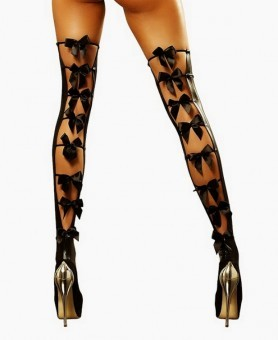 Bas Bow Stockings