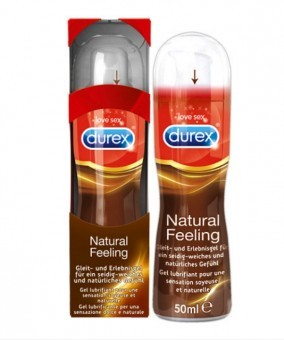 Lubrifiant Durex Natural Feeling