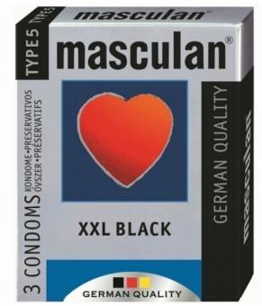Préservatif XXL Black