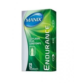 Preservatifs Endurance Manix