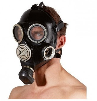 Masque A Gaz Latex