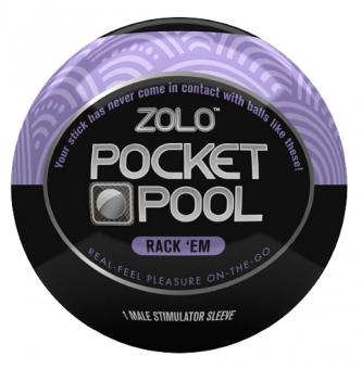 Zolo Rack Em Pocket Pool