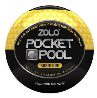 Zolo Susie Cue Pocket Pool