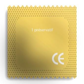 Préservatif CEE/NF