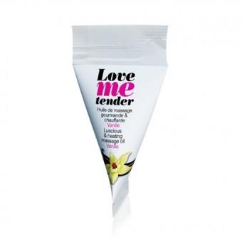 Huile de Massage Love Me Tender Vanille 10mL