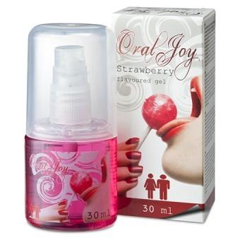 Gel Oral Joy à la Fraise 30mL