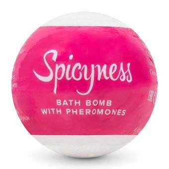Boule De Bain Aphrodisiaque Spicyness