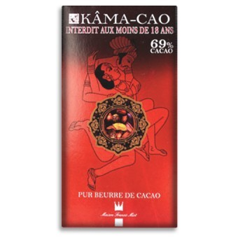 Chocolat Kamacao Aphrodisiaque