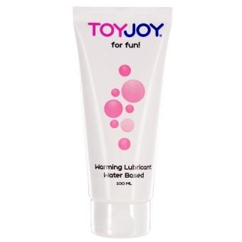 Lubrifiant ToyJoy Chauffant 100 ml